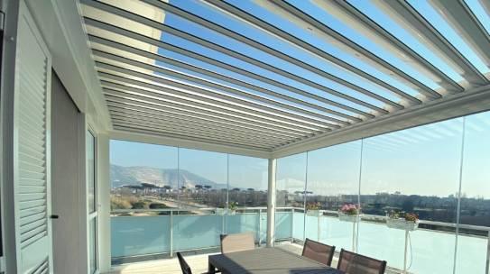 Le vetrate per balconi: perchè farle.